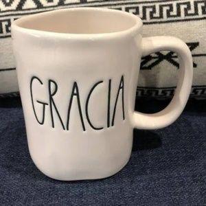 """Rae Dunn """"GRACIA"""" Mug"""